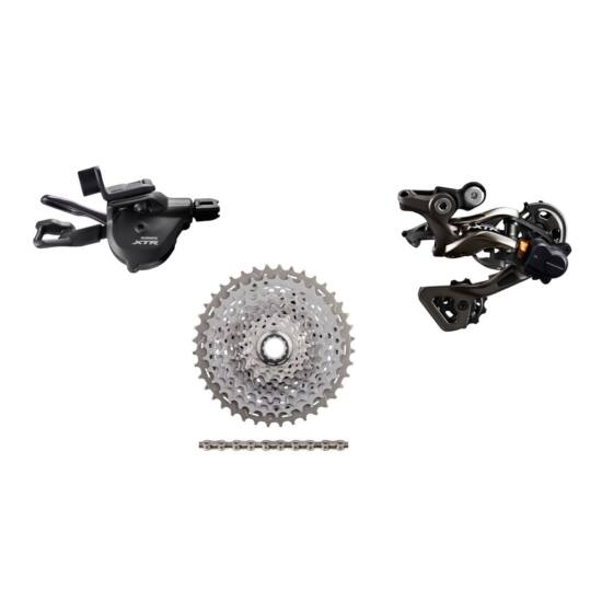 Shimano XTR 11es Upgrade-Kit